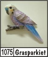 3d naambord met een papegaai parkiet of kanarie for Huisnummerbord maken