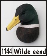 3d naambord met een eend zwaan gans of flamingo for Huisnummerbord maken